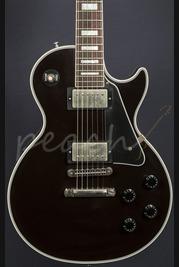 Gibson Les Paul Custom Maduro Brown VOS Nickel Hardware Used