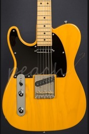 Suhr Classic T Pro Trans Butterscotch Maple SS Left Handed
