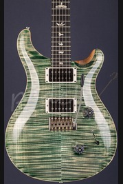PRS Custom 24 Exp Faded Evergreen Honduran Rosewood/Ebony Fretboard