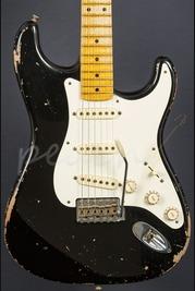Fender Custom Shop Masterbuilt Todd Krause '57 Relic Strat Black Used