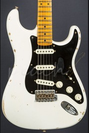 Fender Custom Shop Ancho Poblano Strat White Blonde