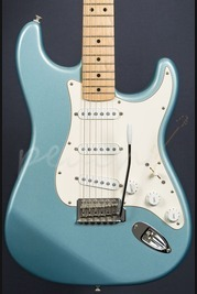 Fender Mexican Standard Strat 2003 Blue Agave Used
