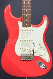 Fender Custom Shop 63 Dealer Select Strat Fiesta Red used