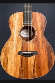 Taylor GS Mini-e Koa Electro Acoustic Guitar Left Handed