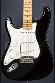 Fender American Standard Strat Left Handed Black MN Used