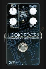 Keeley Hooke Spring Reverb