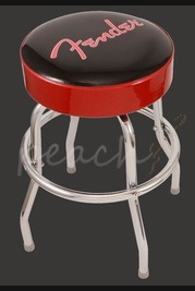 Fender Logo Bar Stool 24 inch