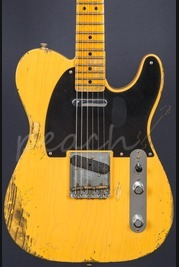 Fender Custom Shop 51 Nocaster Heavy Relic Butterscotch Blonde
