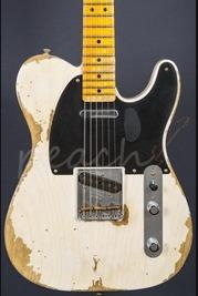 Fender Custom Shop 51 Nocaster Heavy Relic White Blonde
