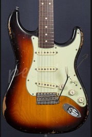 Xotic California Classic XSC-1 3 Tone Sunburst Medium Aged