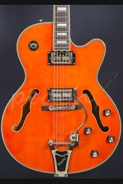 Epiphone Emperor Swingster Trans Orange