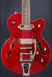 Epiphone Wildkat Guitar - Wine Red