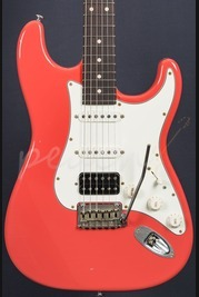 Suhr Classic Antique Fiesta Red RW HSS