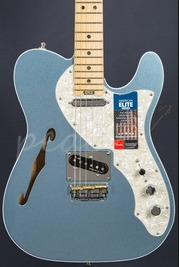 Fender American Elite Thinline Telecaster - Mystic Ice Blue