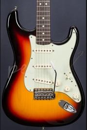 Fender Custom Shop Dennis Galuszka Masterbuilt 63 Strat Used