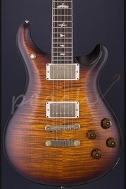 PRS McCarty 594 Wood Library Black Gold Wrap '10 Top' Satin