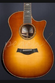 Taylor 914ce-SB Tobacco Sunburst Top