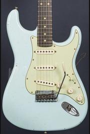 Fender Custom Shop 59 Journeyman Anniversary Strat Sonic Blue