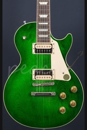 Gibson USA Les Paul Classic T 2017 - Green Ocean Burst
