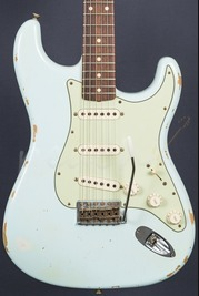 Fender Custom Shop '59 Relic Strat Sonic Blue Used