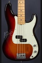 Fender American Pro P Bass 3-Tone Sunburst Maple Neck