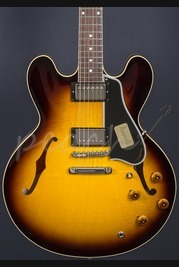 Gibson Custom Shop '59 ES-335 Dot Plain - Vintage Sunburst
