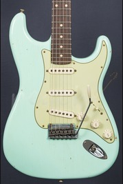 Fender Custom Shop 59 Journeyman Anniversary Strat Surf Green