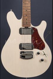Ernie Ball Music Man Valentine Guitar Trans Buttermilk