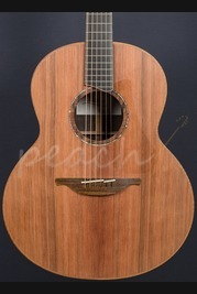 Lowden F50 African Blackwood & Sinker Redwood