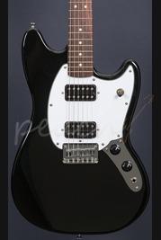 Squier Bullet Mustang HH Black