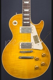 Gibson Custom Shop Standard Historic 1958 Les Paul Plaintop VOS - Lemonburst