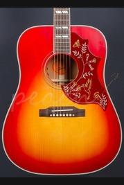 Gibson Hummingbird Red Spruce Vintage Cherry Sunburst VOS