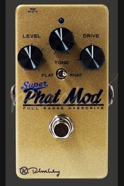 Keeley Super Phat Full Range Transparent Overdrive