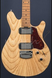 Ernie Ball Music Man Valentine Guitar Natural