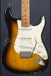 Xotic California Classic XSC-1 2 Tone Sunburst Light Aged