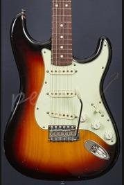 Xotic California Classic XSC-1 3 Tone Sunburst Light Aged