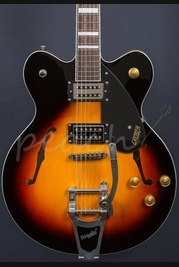 Gretsch G2622T Streamliner Aged Brooklyn Burst w/Bigsby