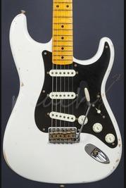 Fender Custom Shop Ancho Poblano Strat White Blonde