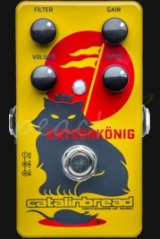 Catalinbread Katzenkonig Fuzz/Distortion