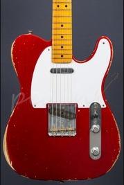 Fender Custom Shop '55 Tele Relic Yuri Shishkov Masterbuilt Used
