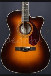 Fender Paramount PM-3ce Deluxe 000 Sunburst