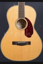 Fender Paramount PM-2e Standard Parlour Natural