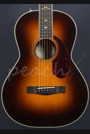Fender Paramount PM-2e Deluxe Parlour Sunburst
