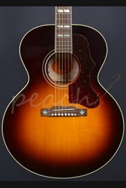 Gibson J-185 Limited Edition Red Spruce Vintage Sunburst