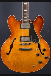 Gibson 2016 ES-335 Electric Guitar - Faded Lightburst