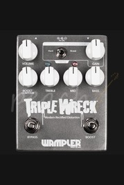 Wampler Triple Wreck Latest Version