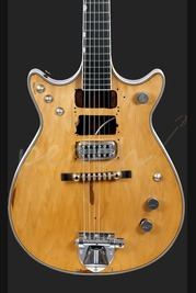 "Gretsch G6131 CS Malcolm Young ""Salute"" Jet - Masterbuilt by Stephen Stern"