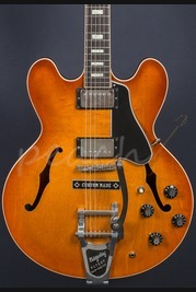 Gibson 2016 ES-335 Bigsby - Faded Lightburst Used