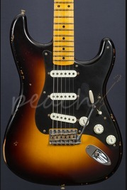 Fender Custom Shop Ancho Poblano Strat 2 Tone Sunburst