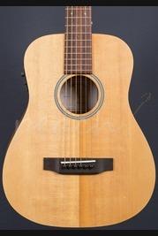 Sigma SIG-TM-12E Travel Guitar w/Gig Bag